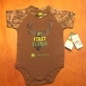 My first season- John Deere